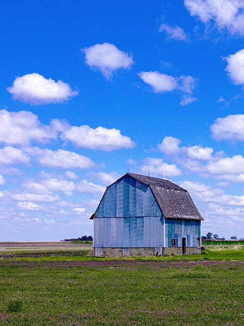 Personal Freedom, the Public Good, and a Blue Barn